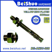 Fastener Carbon Steel Expansion Bolt Wedge Anchor